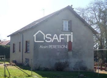 maison à Saint-Emiland (71)