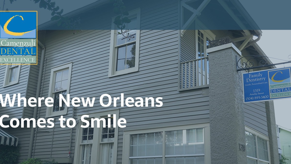 Camenzuli Dental Excellence reviews   General Dentistry at 1319 Amelia Street - New Orleans LA