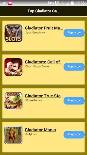 The Gladiator Slot Games