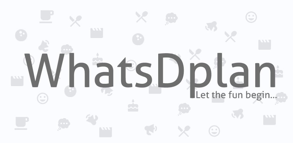 WhatsDplan- explore,plan,book!