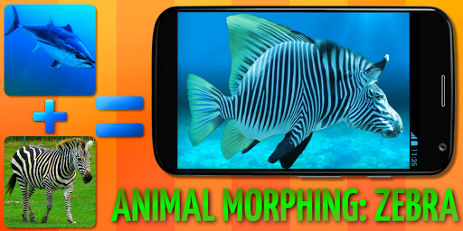 Animal Morphing: Zebra Hybrid 1.2 screenshots 2