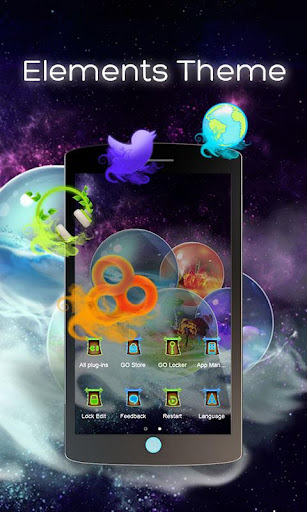 GO Launcher Elements