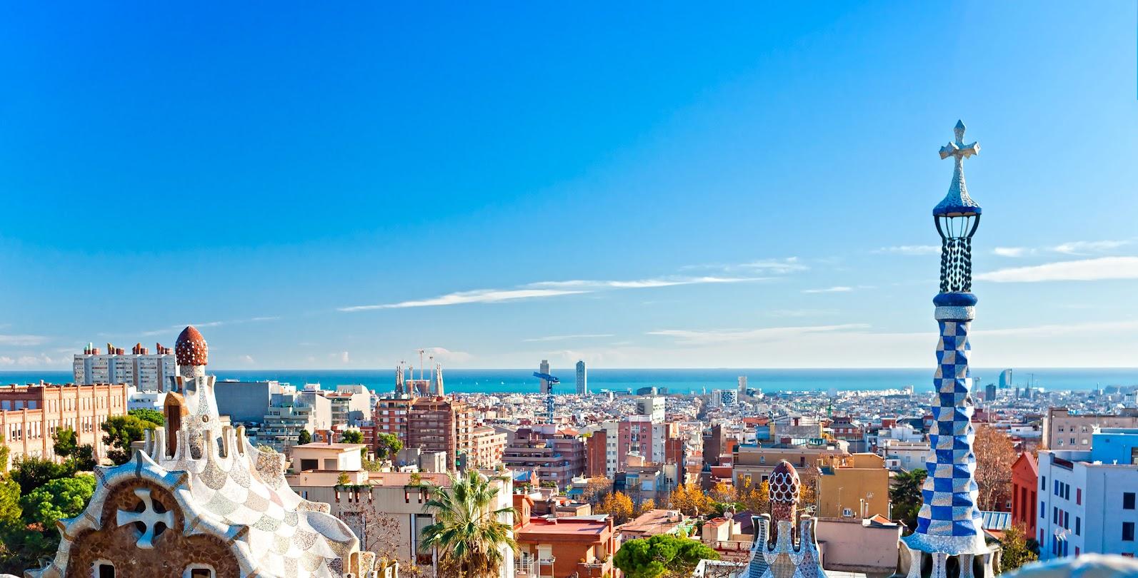 Norwegianin lentodiilit Barcelonaan
