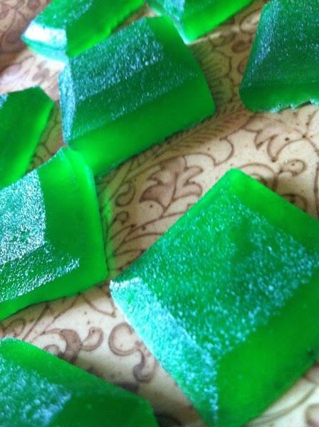 Jello Fruit Snacks Recipe