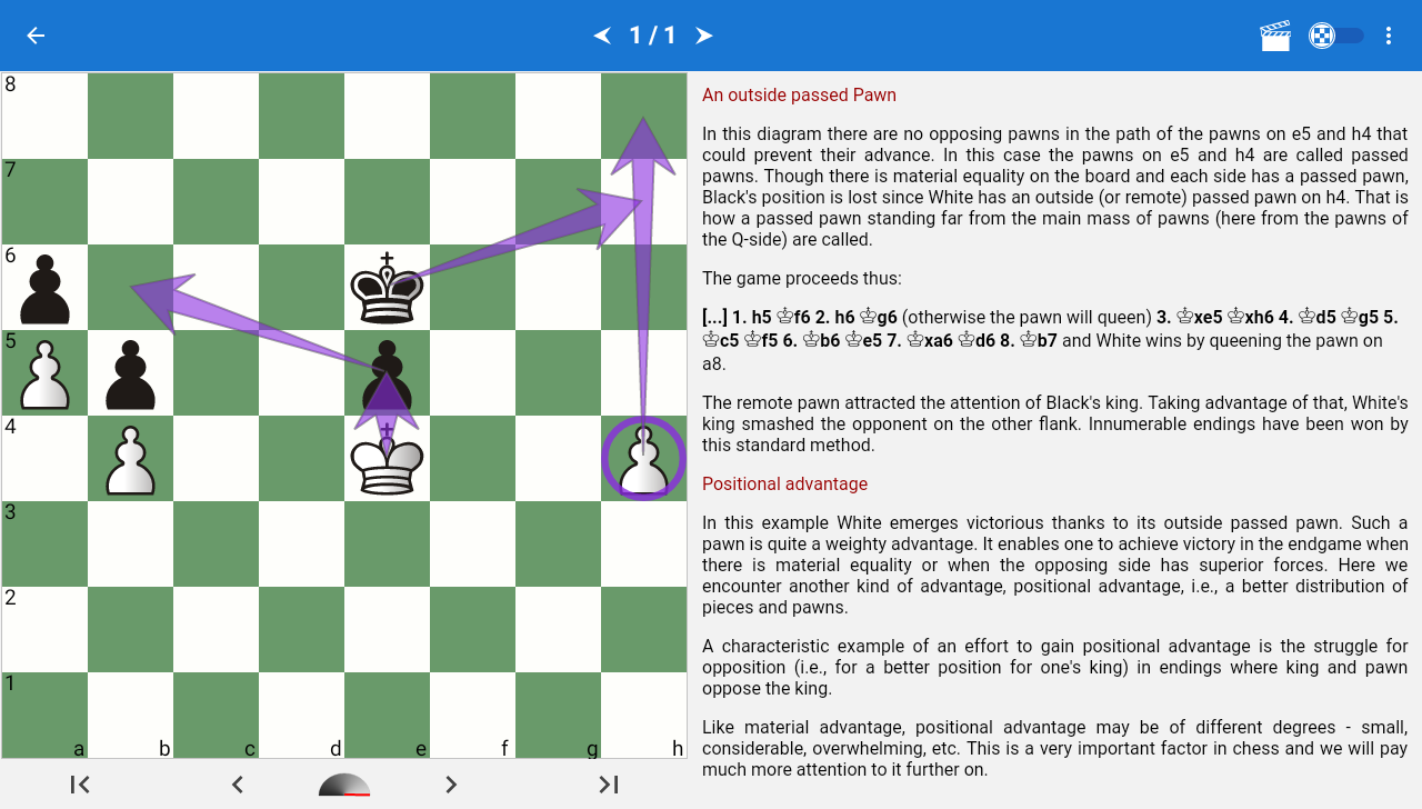 Learn Chess: From Beginner to Club Player- screenshot