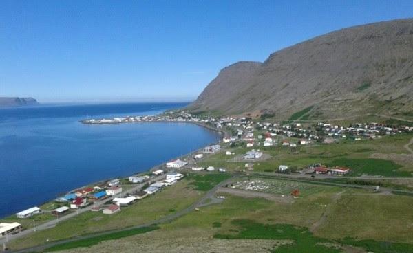 Patreksfjordur-Westfjords