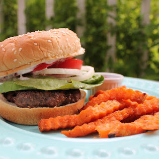 Ranch Burgers with Southwestern Mayonnaise