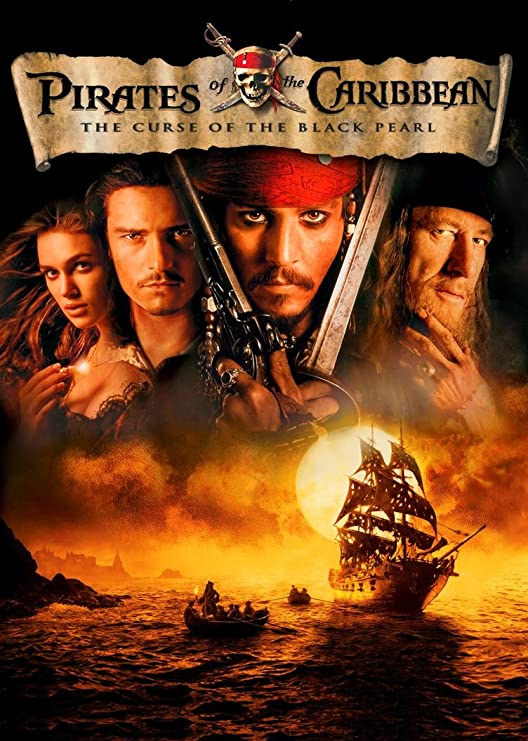Pirates of the Caribbean: The Curse of the Black Pearl, Director Gore Verbinski