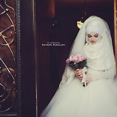 Wedding photographer Bayram Nuraliev (fashionable05). Photo of 31.10.2014