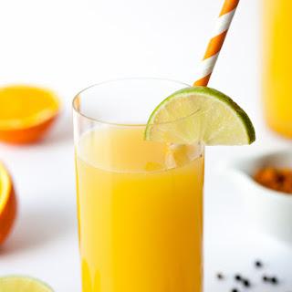 Turmeric Sunshine Juice Recipe