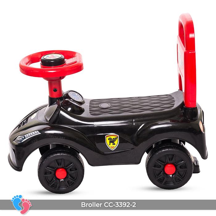 Xe chòi chân hình Ô tô Broller CC-3392-2 10