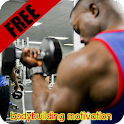bodybuilding motivation icon