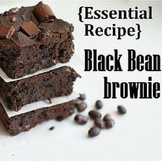 Black Bean Brownies.