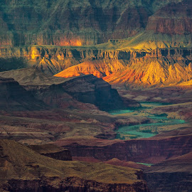 Grand Canyon by Stanley P. - Landscapes Caves & Formations (  )