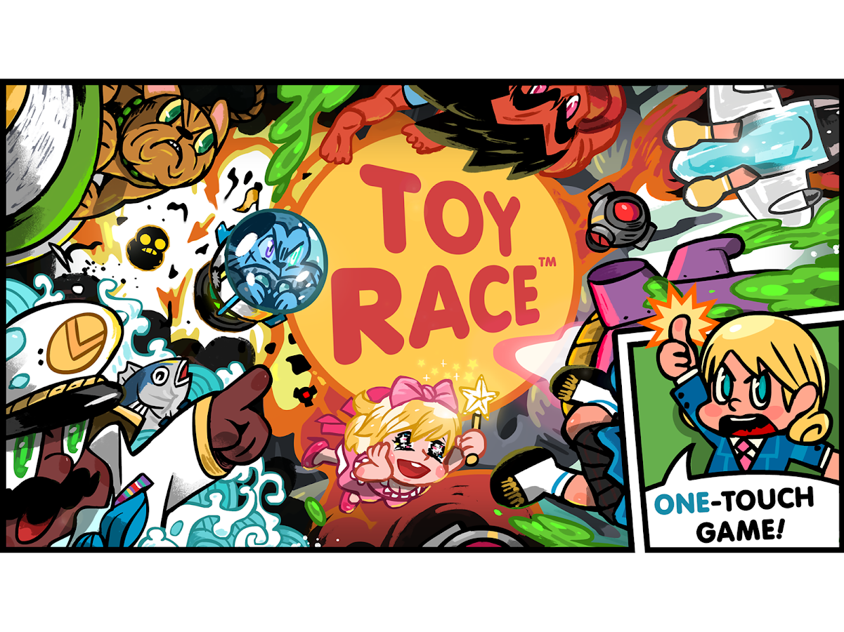 Toy Race- screenshot