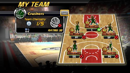 Real Basketball Winner 10.5.1 screenshots 1