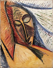 Photo: Pablo PICASSO - Head of a sleeping woman