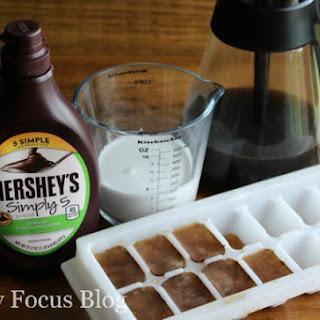 Coconut Cream Mocha Frappe Recipe (AKA Mocha Coconut Frappuccino Recipe).