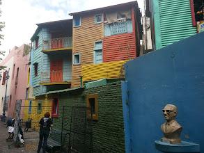 Photo: This is at Caminito, at Boca, Buenos Aires, Argentina