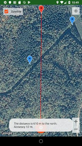 Forest Navigator Lite ss2