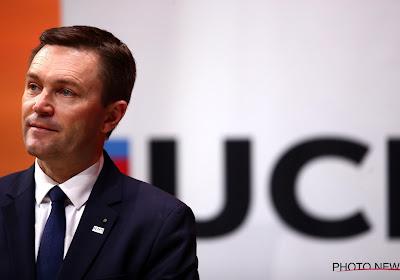 """UCI gaat voorbeeld van Belgian Cycling volgen: """"Knuffelen geen goed voorbeeld voor rest van de samenleving"""""""