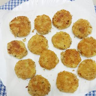 Potato Chicken Cutlet or Aloo Chicken Kebab