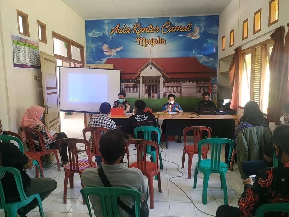 8 Desa di Kecamatan Menjalin BUMdes Dengan Status Perkembangan
