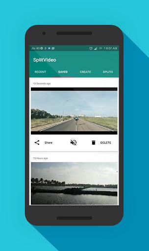 SplitVideo: Save &Split Status Videos for WhatsApp 2.2 screenshots 5