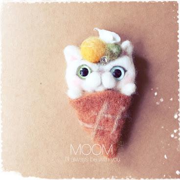 芒芒奇異果雪糕猫