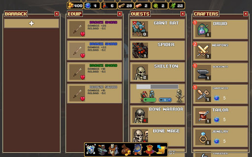 Royal Merchant: Shop Sim RPG 0.860 screenshots 15