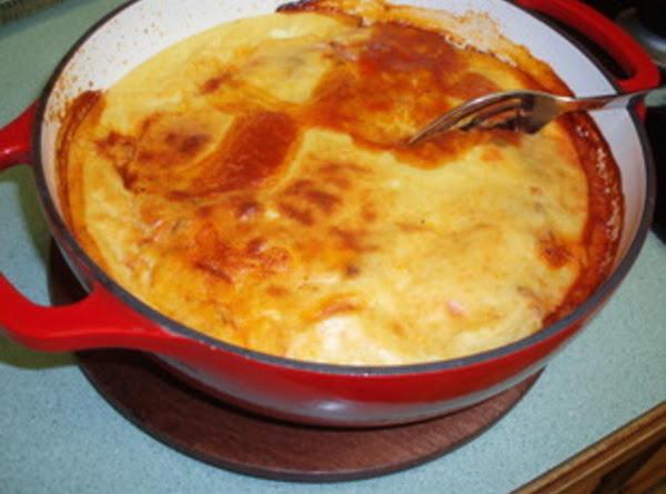 Mexicali Spoon Bread Casserole Recipe