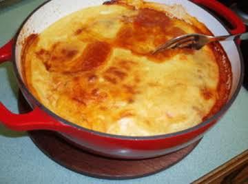 Mexicali Spoon Bread Casserole