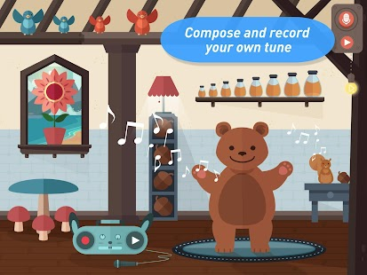Easy Music for kids- screenshot thumbnail