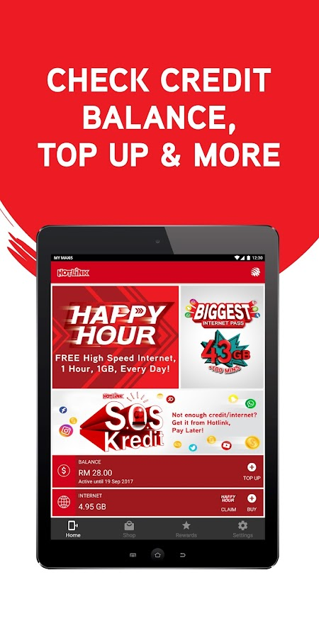 Hotlink RED - Android Apps on Google Play