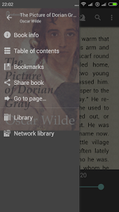 FBReader Premium – Favourite Book Reader Screenshot