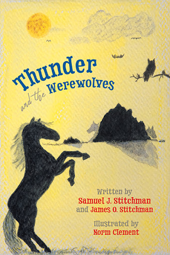 Thunder and the Werewolves cover