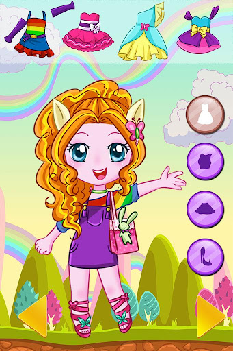 Free Dress Up Games for Girls 1.5 screenshots 2