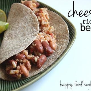 Cheesy Rice & Beans.