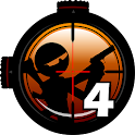 Stick Squad 4 - Sniper's Eye icon