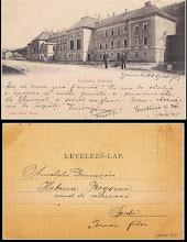 Photo: Comuna Ghimeș-Făget, Bacău - 1903 - colectie Remus Jercau
