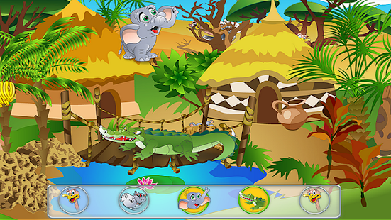 Animal Hide and Seek for Kids- screenshot thumbnail