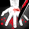 Knife Between Fingers Roulette icon