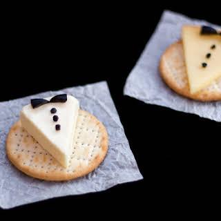 Tuxedo Cheese & Crackers!.
