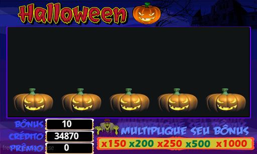 Halloween Roleta Cau00e7a Niquel 2.02 screenshots 3