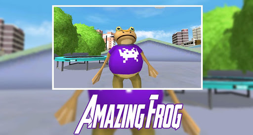 Crimina Frog Game Amazing Adventure : CITY TOWN