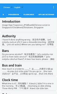 Asian Talking Translator Screenshot