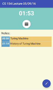 Audio Note Pro Screenshot