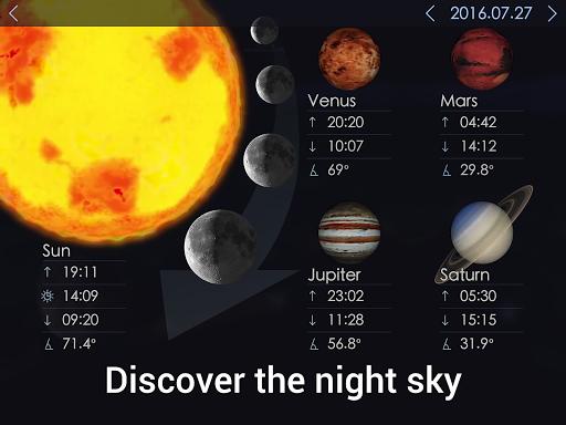 Star Walk 2 Free - Identify Stars in the Sky Map 2.4.5.119 screenshots 10