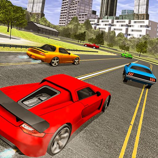 Car Drift Modern Driving: Drifting Car Games