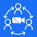 Ringer+ - Free Calling & Meeting App All World icon
